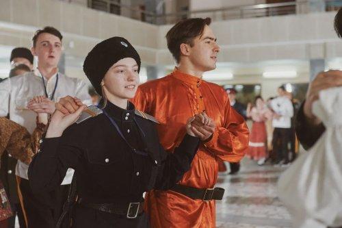 II Всероссийский слёт казачьей молодёжи в Красноярске
