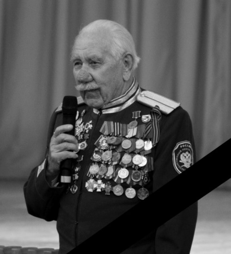Ушёл из жизни Свиридов Степан Никонорович