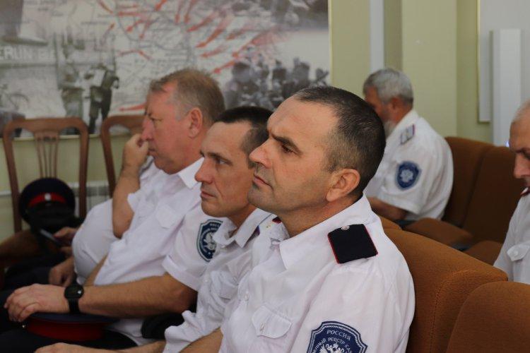 В стенах общественной палаты Волгоградской области состоялась рабочая встреча